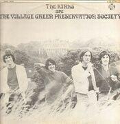 LP - The Kinks - The Kinks Are The Village Green Preservation Society - original swedish pokora 5001