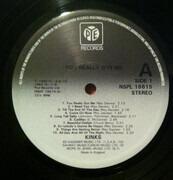 LP - The Kinks - You Really Got Me