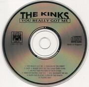 CD - The Kinks - You Really Got Me