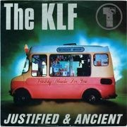 7'' - The KLF - Justified & Ancient