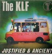 12inch Vinyl Single - The KLF - Justified & Ancient