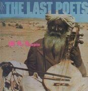 LP - The last Poets - Oh My People - still sealed
