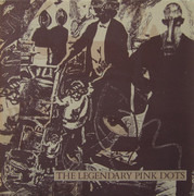 12inch Vinyl Single - The Legendary Pink Dots - Curious Guy