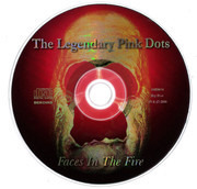 CD - The Legendary Pink Dots - Faces In The Fire