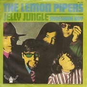 7inch Vinyl Single - The Lemon Pipers - Jelly Jungle (Of Orange Marmalade)