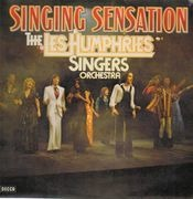 LP - The Les Humphries Singers and Orchestra - Singing Sensation
