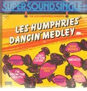 LP - The Les Humphries Singers - Les Humphries' Dancin' Medley