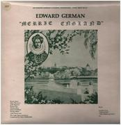 Double LP - Sir Edward German - Merrie England - Mono
