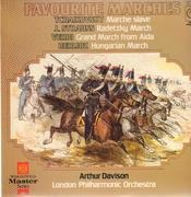 LP - Tchaikovky / Verdi / Berlioz a.o. - Favourite Marches