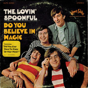 LP - The Lovin' Spoonful - Do You Believe In Magic - H.V. Waddell Press