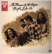 LP - The Mamas & Papas - People like us