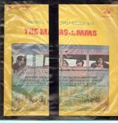 LP - The Mamas & The Papas - Farewell To The First Golden Era - Rare Taiwan