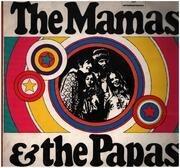 LP - The Mamas & The Papas - The Mamas & The Papas