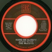 7inch Vinyl Single - The McCoys - Hang On Sloopy / Fever