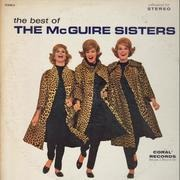 Double LP - The McGuire Sisters - The Best Of