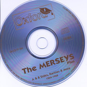 CD - The Merseys - The Merseys Plus: A & B Sides, Rarities & More 1964-1968