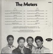 LP - The Meters - The Meters