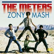 LP - The Meters - Zony Mash - Blue Vinyl