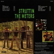 LP - The Meters - Struttin' - 180 Gram