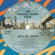 12'' - The Michael Zager Band - Let's All Chant / Love Express