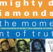 CD - The Mighty Diamonds - The Moment Of Truth