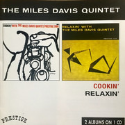 CD - The Miles Davis Quintet - Cookin' With The Miles Davis Quintet / Relaxin' With The Miles Davis Quintet
