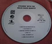 CD - The Miles Davis Quintet - Steamin' With The Miles Davis Quintet - Digipak