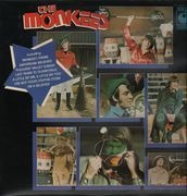 LP - the Monkees - The Monkees - Laminated front cover