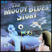 Double LP - The Moody Blues - The Moody Blues Story - Gatefold Sleeve