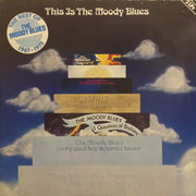 Double LP - The Moody Blues - This Is The Moody Blues