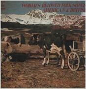 LP - The Mormon Tabernacle Choir / Eugene Ormandy / a.o. - World's Beloved Folk Songs - American & British