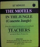 LP - The Motels - In The Jungle (Concrete Jungle)