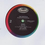 12inch Vinyl Single - The Motels - Shame