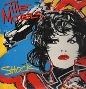 LP - The Motels - Shock