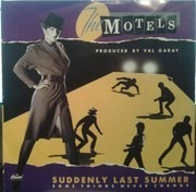 7inch Vinyl Single - The Motels - Suddenly Last Summer