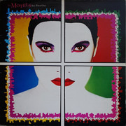 LP - The Motels - All Four One