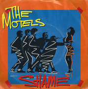 7inch Vinyl Single - The Motels - Shame