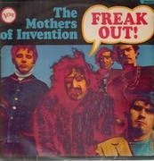 LP - The Mothers - Freak Out! - 1ST UK MONO