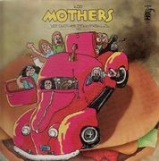LP - The Mothers Of Invention - Just Another Band From L.A. - orig 1st us