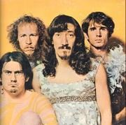 LP - The Mothers Of Invention - We're Only In It For The Money - black Verve T-labels