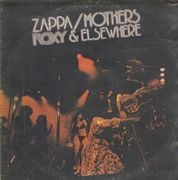 Double LP - The Mothers Of Invention - Roxy & Elsewhere - Auto-coupled