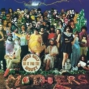 LP - The Mothers Of Invention - We're Only In It For The Money - .. THE MONEY