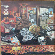 LP - The Mothers Of Invention - Over-Nite Sensation - QUAD