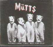 CD - the Mutts - I Us We You - Promo