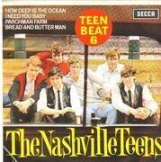7inch Vinyl Single - The Nashville Teens - The Nashville Teens - Germany