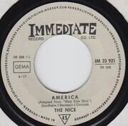 7inch Vinyl Single - The Nice - America (2nd Amendment)