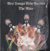 LP - The Nice - Ars Longa Vita Brevis
