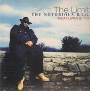 12inch Vinyl Single - The Notorious B.I.G. - Sky's The Limit / Going Back To Cali / Kick In The Door