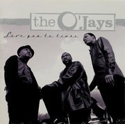 LP - The O'Jays - Love You To Tears