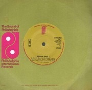 7inch Vinyl Single - The O'Jays - Sunshine